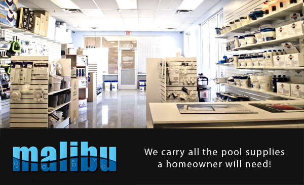 Malibu Pool Supplies and Service Carries A Wide Range of Pool Supplies